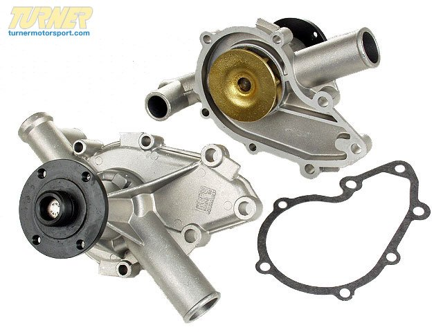 T#12332 - 11519070755 - Water Pump - E30 318i 1984-1985  - Graf - BMW