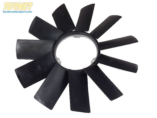 T#4528 - 11521712110 - Engine Fan - E31 E32 E34 E38 E39 with V8 - Febi - BMW