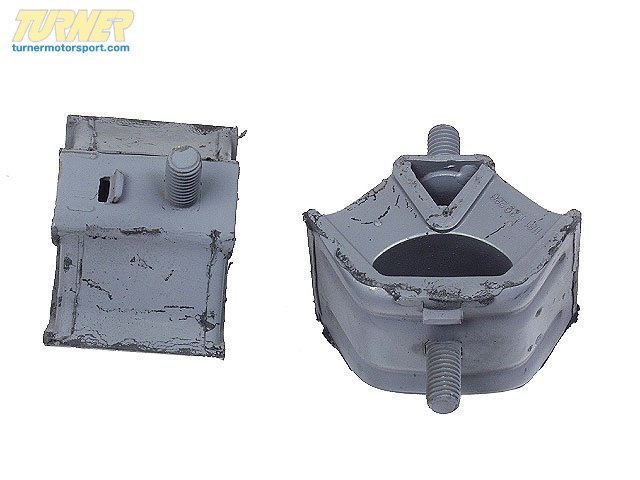 T#7083 - 11811129286 - OEM BMW Engine Rubber Mounting 11811129286 - Rein -