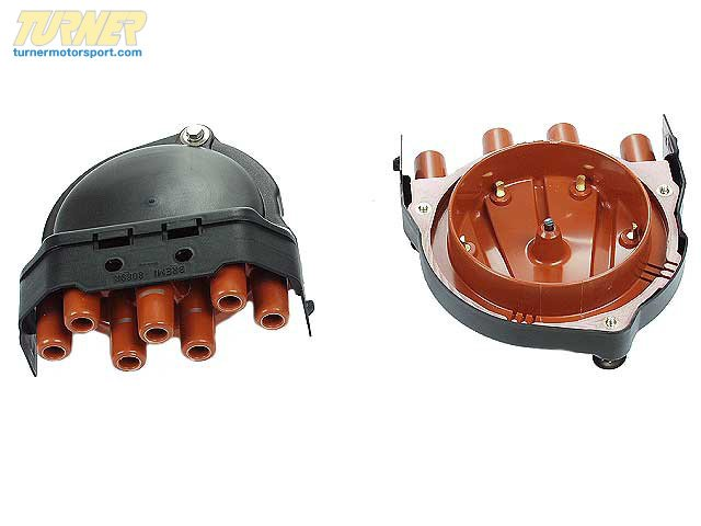 T#181013 - 12111715905 - Genuine BMW Distributor Cap - 12111715905 - E30,E34,E38,E34 M5 - Genuine BMW -