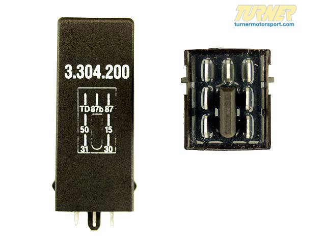 T#19418 - 13631714195 - Petrol Pump Relay 13631714195 - Genuine BMW -