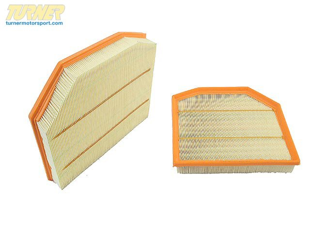 T#7314 - 13717542545 - OEM Air Filter - E83 X3 3.0i 2006-2010, E85 Z4 3.0si - Mahle - BMW
