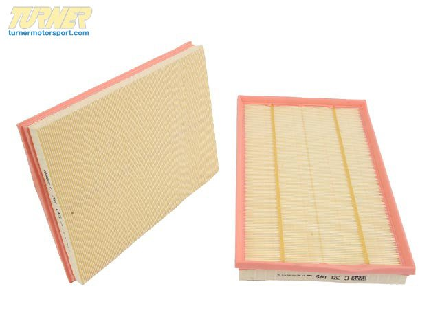 T#15008 - 13717548888 - Air Filter Element - E70 X5 3.0si X5 Xdrive30i - Mann - BMW