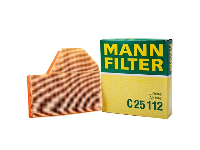 T#7325 - 13727834714 - OEM Air Filter - Right - E60 M5, E63 M6 - Mahle - BMW
