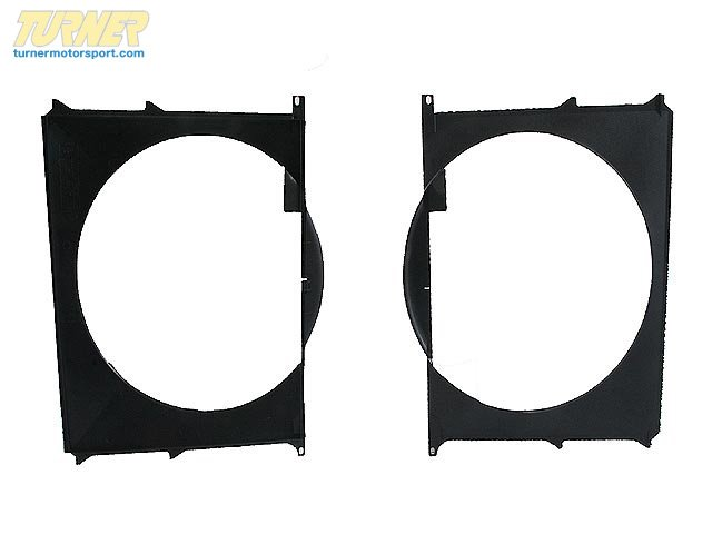 T#7393 - 17101715321 - Genuine BMW Fan Shroud 550X423,5X40 - 17101715321 - Genuine BMW -