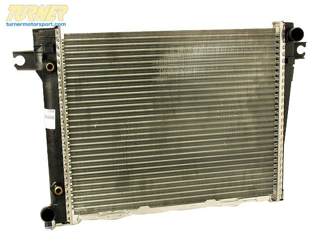 T#15071 - 17111176901 - OEM BMW Radiator With Transmission O 17111176901 - Hella -