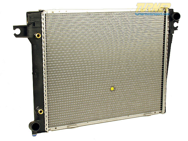 T#18848 - 17111712484 - Radiator With Transmission O 17111712484 - Hella -