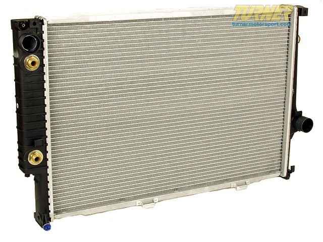 T#18847 - 17111723398 - Radiator With Transmission O 17111723398 - Hella -