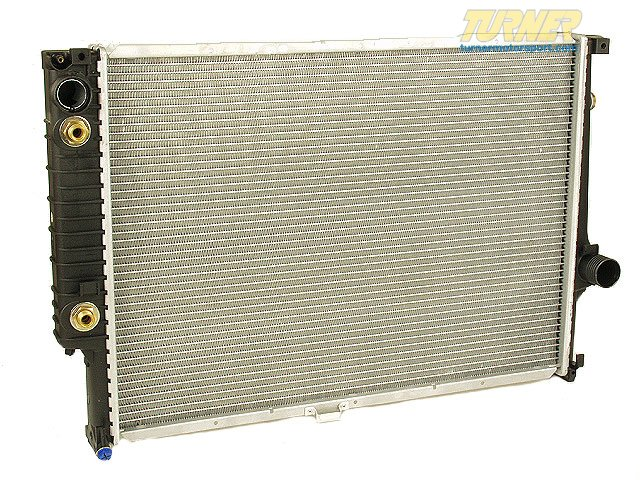 T#18836 - 17111723467 - Radiator With Transmission O 17111723467 - Hella -