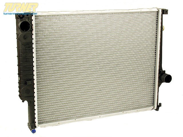 T#12512 - 17111728908 - Genuine BMW Radiator 17111728908 - Hella -