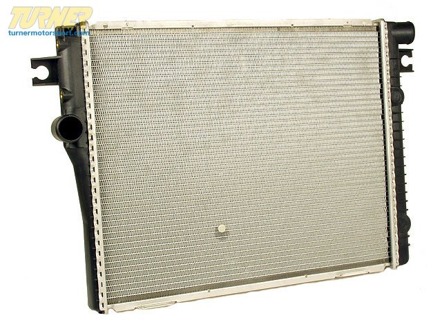 T#2767 - 17112226018 - E28 M5, E24 M6 Genuine BMW Radiator - Genuine BMW - BMW