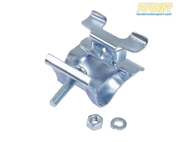 T#18826 - 18211178340 - Rear Silencer Bracket 18211178340 - Genuine BMW -