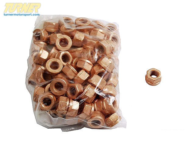 T#12678 - 18301737774 - Exhaust System Hex Nut 18301737774 - Rein -