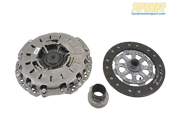 T#19527 - 21217528214 - Genuine BMW Set Clutch Parts D=228mm - 21217528214 - E85 - Genuine BMW -