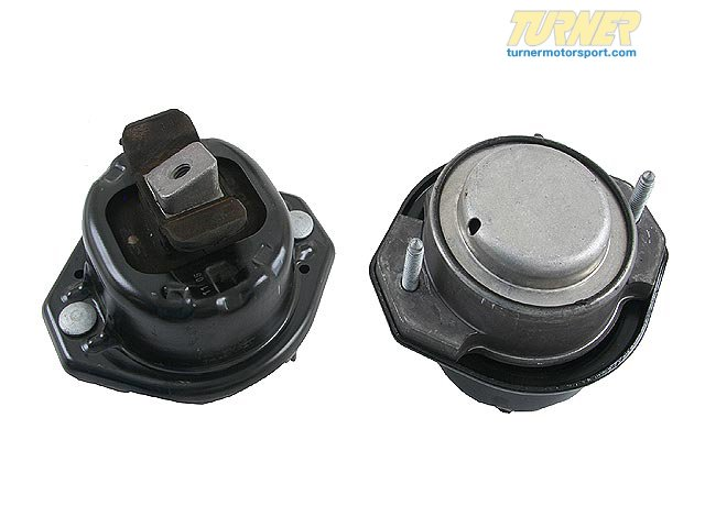 T#19665 - 22116769186 - Genuine BMW Rubber Mounting Right - 22116769186 - E65 - Genuine BMW -