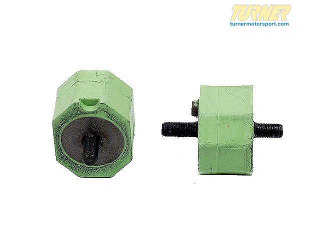T#19873 - 23711176040 - BMW Rubber Mounting 23711176040 - MTC -