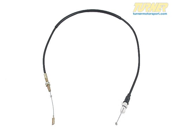 T#19833 - 24341215954 - Genuine BMW Accelerator Bowden Cable - 24341215954 - E30,E34 - Genuine BMW -