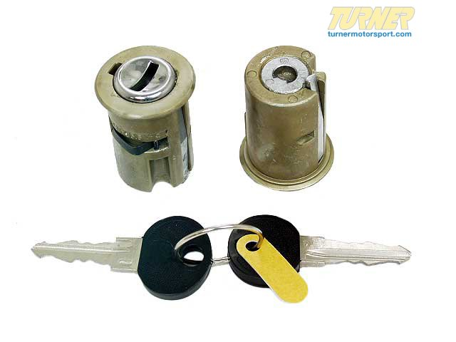 T#20379 - 32321108976 - Genuine BMW Lock Cylinder With Key 32321108976 - Genuine BMW -