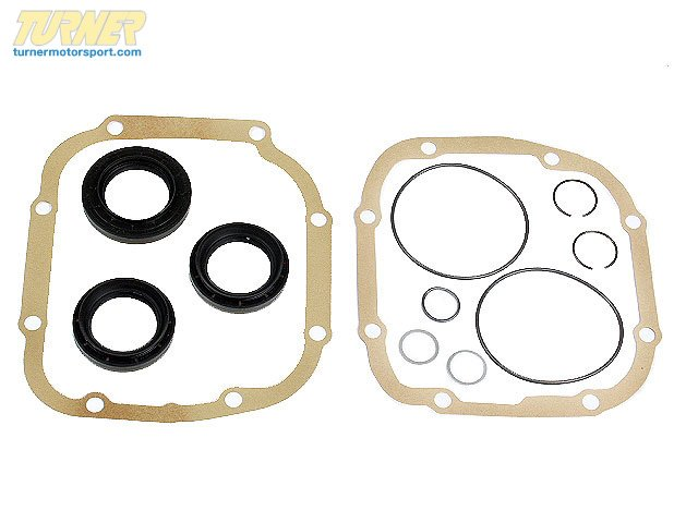 T#7914 - 33101210518 - Genuine BMW Gasket Set Differential Typ 188 - 33101210518 - E30,E30 M3 - Genuine BMW -