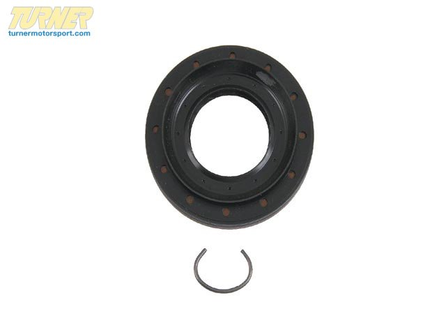 T#13451 - 33107505604 - Differential Output Shaft Seal - E46 E9X E39 E60 X3 X5 Z4 - Rein - BMW