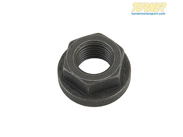 T#19796 - 33121200258 - Genuine BMW Collar Nut 33121200258 - Genuine BMW -