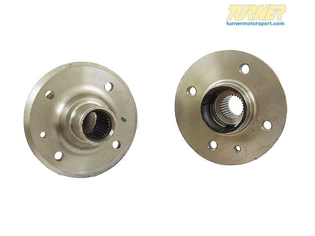 T#19769 - 33411131121 - Rear Axle Drive Flange - E30 318is 325e/es  325i/is - Genuine BMW - BMW