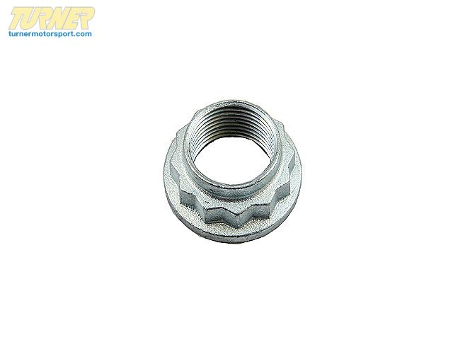 T#5045 - 33411132565 - Rear Wheel Bearing Nut  - Febi - BMW
