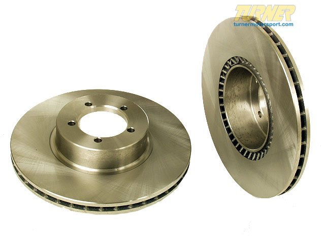 T#19801 - 34111152090 - Genuine BMW Brake Disk 272X22 - 34111152090 - Genuine BMW -