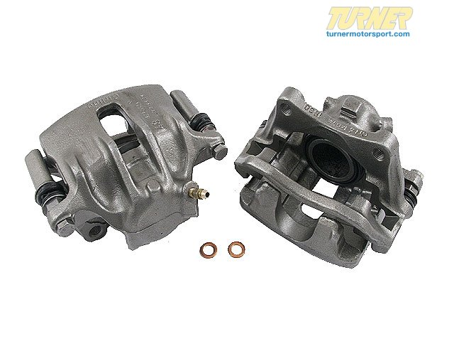 T#19836 - 34111154377 - Genuine BMW Caliper Housing Left - 34111154377 - E30 - Genuine BMW -