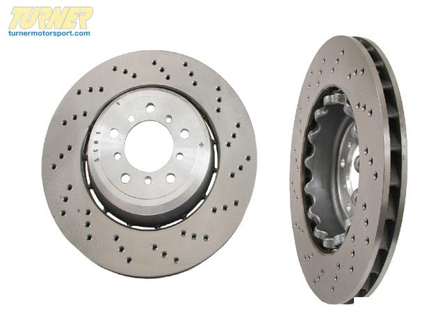 T#15840 - 34112283802 - Genuine BMW Brakes Arake Disc, Ventilated, Righ 34112283802 - Genuine BMW -