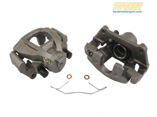T#19750 - 34116768457 - Genuine MINI Caliper Housing Left 34116768457 - Genuine MINI -
