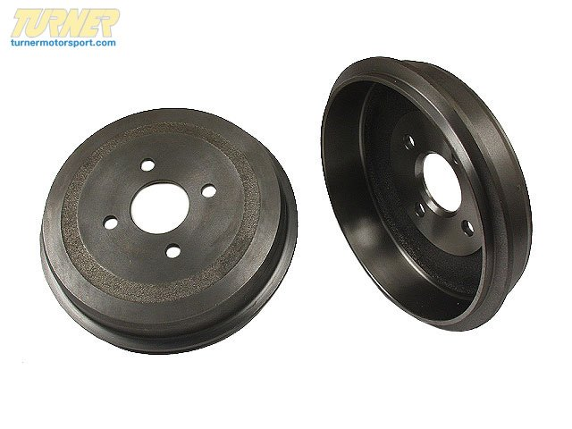 T#8048 - 34211101741 - OEM BMW Brake Drum 34211101741 - Brembo -
