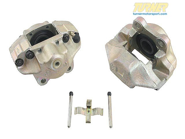 T#19906 - 34211150275 - Genuine BMW Caliper Without Brake Pads 34211150275 - Genuine BMW -