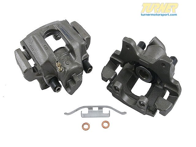 T#19693 - 34211160400 - Genuine BMW Caliper Housing Right Ate - 34211160400 - E34,E34 M5 - Genuine BMW -