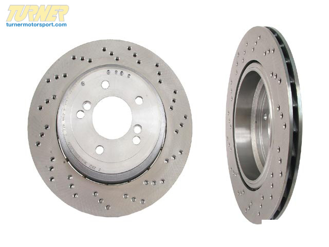 T#12590 - 34212282304 - Brake Disc, Ventilated, Right 34212282304 - Genuine European BMW -