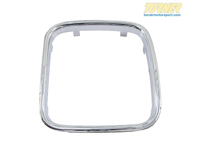 T#20071 - 51131973898 - Decorative Frame Right 51131973898,E34 M5 - Genuine BMW -