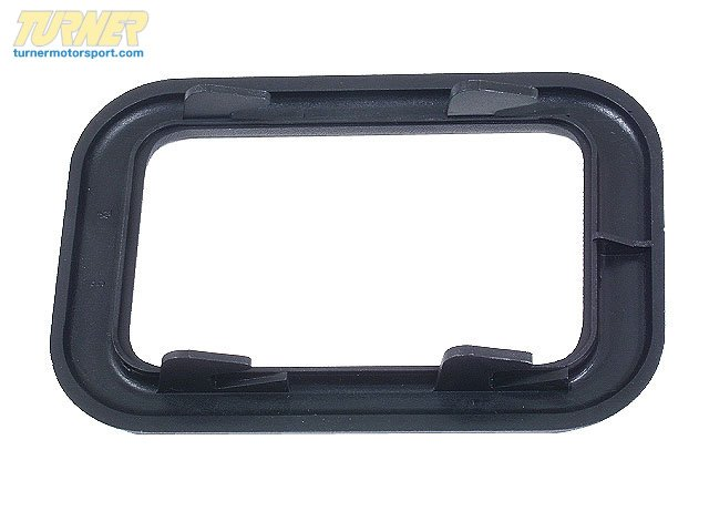 T#9172 - 51211876043 - Genuine BMW Cover Schwarz - 51211876043 - E30,E30 M3 - Genuine BMW -