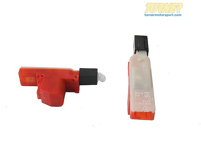 T#20098 - 51261372594 - Door Lock Actuator - Front Left - E30 318i 325e 325i M3, E24, E23 - Genuine BMW - BMW