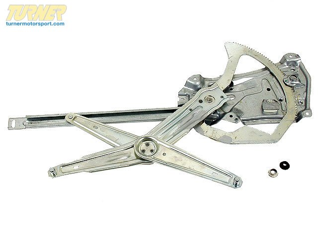 T#9570 - 51331977580 - Window Regulator - Front Right - E36 318is, 325is, 328is, M3 Coupe - Genuine BMW - BMW