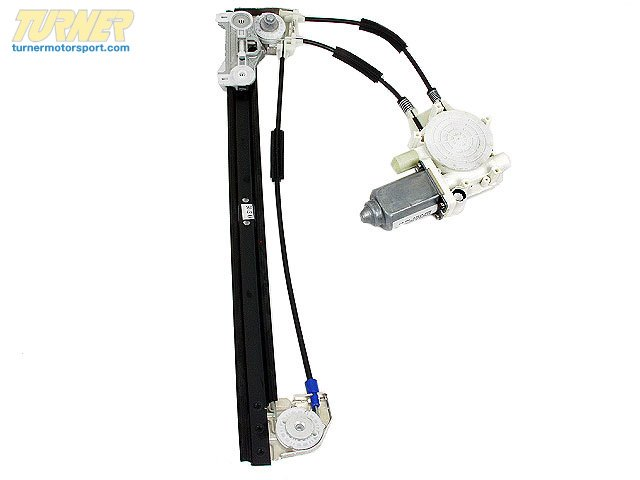 T#4395 - 51358159836 - Window Regulator - Right Rear - E39 1997-3/1999 - Genuine BMW - BMW