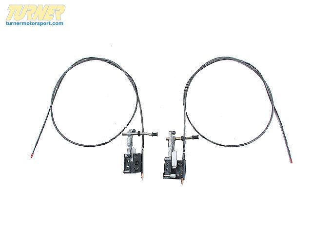 T#10364 - 54121857952 - Genuine BMW Sliding Roof / Folding Top Drive Cable-pair 54121857952 - Genuine BMW -
