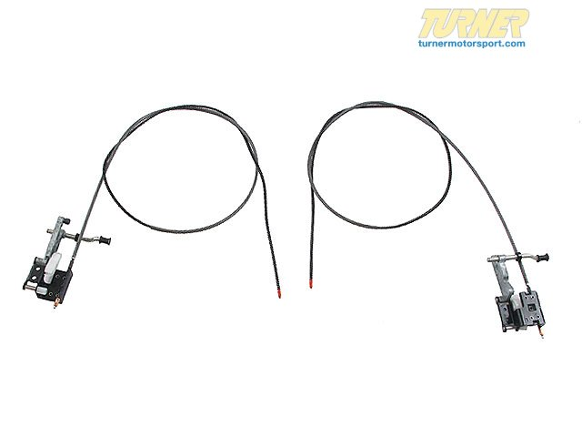 T#20175 - 54121906174 - Genuine BMW Drive Cable-pair 54121906174 - Genuine BMW -