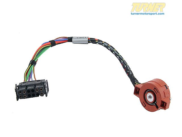 T#20194 - 61321384839 - Genuine BMW Ignition Switch - 61321384839 - E34,E34 M5 - Genuine BMW -