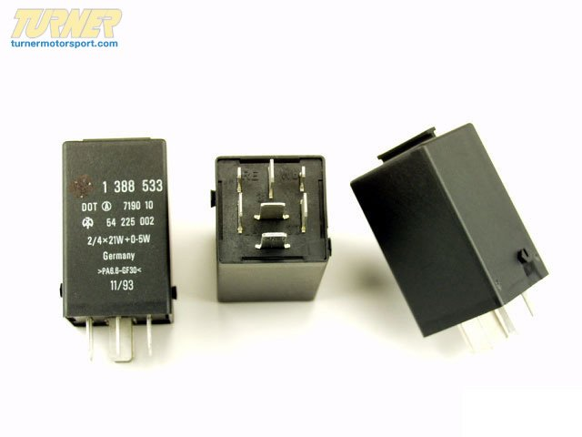 T#10637 - 61361388533 - Genuine BMW Hazard Warning Relay - 61361388533 - E36,E36 M3 - Genuine BMW -
