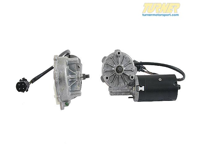 T#20234 - 61611378650 - Genuine BMW Wiper Motor - 61611378650 - E34,E34 M5 - Genuine BMW -