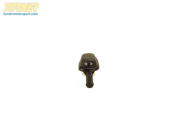 T#10740 - 61661373401 - Windshield Washer Nozzle - E30 E28  - Genuine BMW - BMW