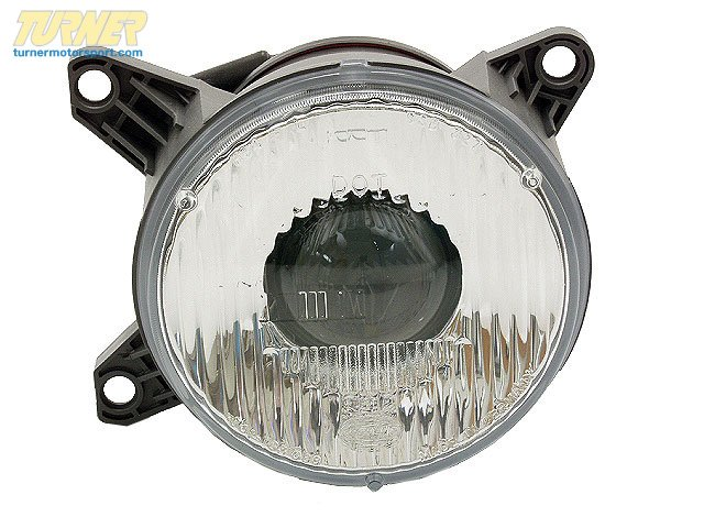 T#10812 - 63121382395 - Low Beam Headlight - Left - E32 E34 - Genuine BMW - BMW