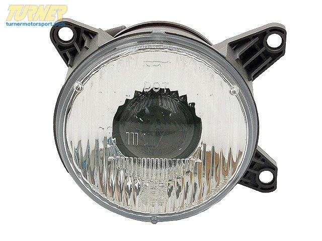 T#10813 - 63121382396 - Low Beam Headlight - Right - E32 E34 - Genuine BMW - BMW