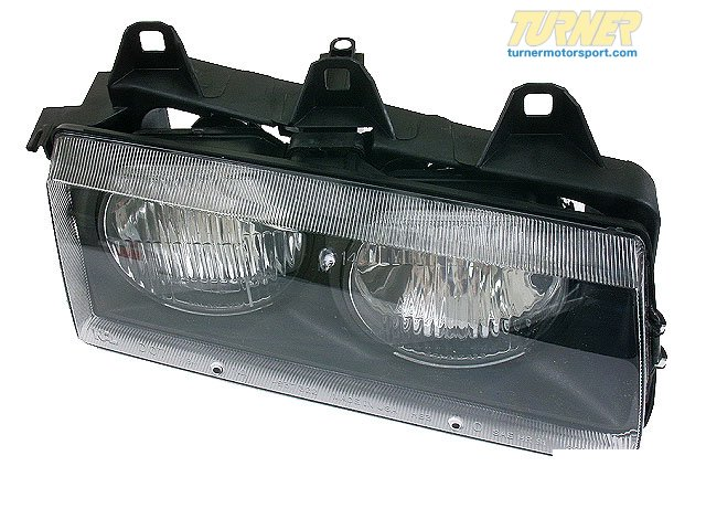 T#20186 - 63121387862 - Headlight Right 63121387862 - TYC -