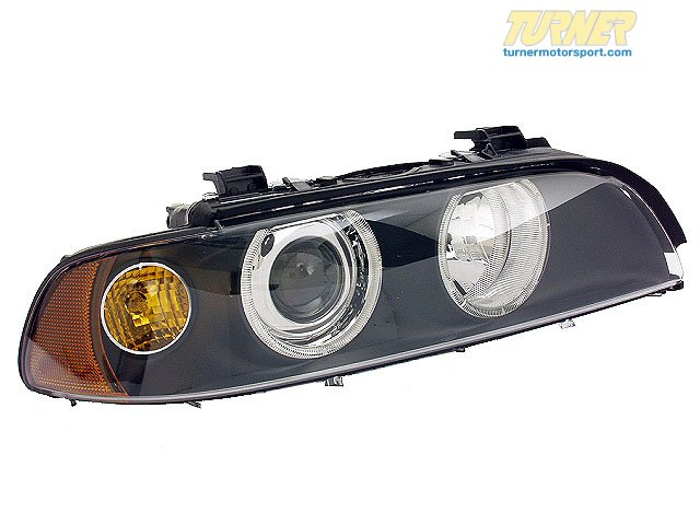 T#18787 - 63126900200 - OEM Hella Headlight - Right - E39 525i, 530i, 540i, M5 2001-2003 - Hella - BMW